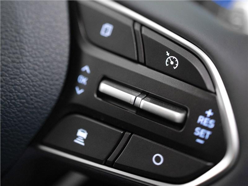Hyundai Palisade (2020) руль
