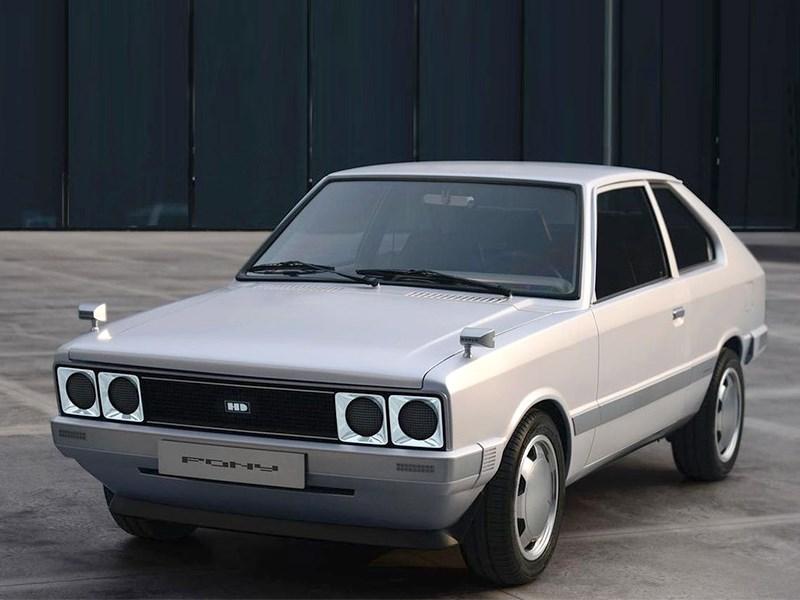 В Hyundai переродили свой первый массовый автомобиль