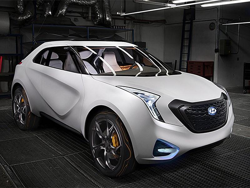 Hyundai готовится выпустить новый недорогой компактный кроссовер