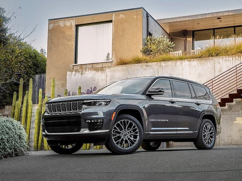 Самый мощный Jeep Grand Cherokee уходит в историю