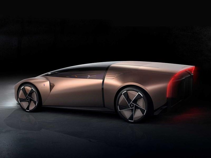 В Pininfarina предсказали облик футуристичных машин.