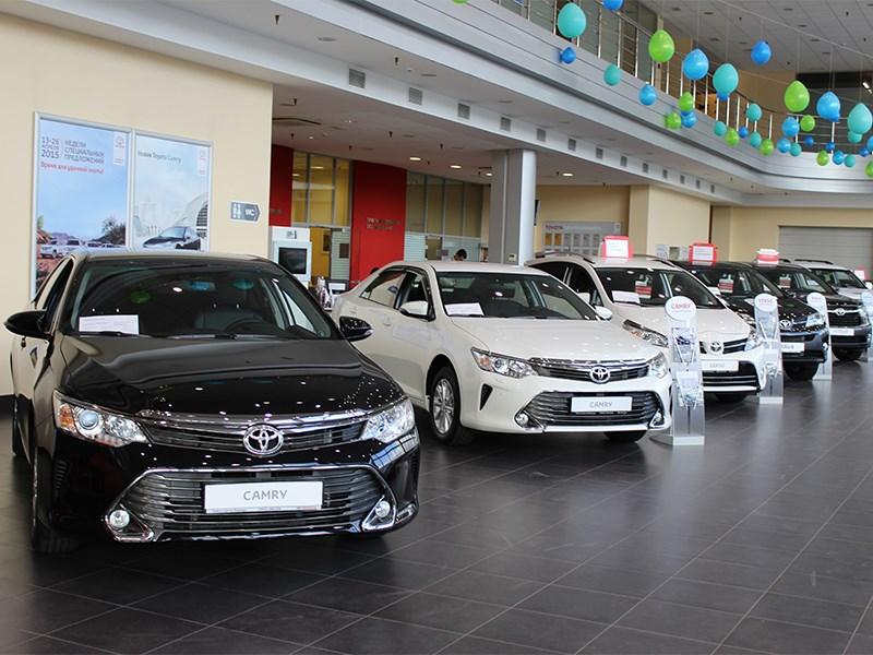 Toyota переходит на натуральный обмен