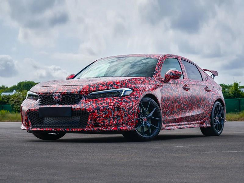 В Honda анонсировали появление Civic Type R