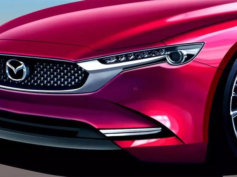 Mazda 6 скоро перестанет быть собой!