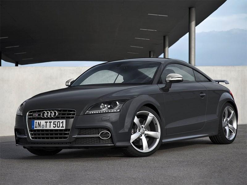 Audi создала эксклюзивную версию TTS в честь выпуска полумиллионного автомобиля
