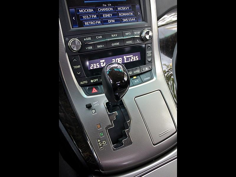 Toyota Alphard 2008 5АКПП