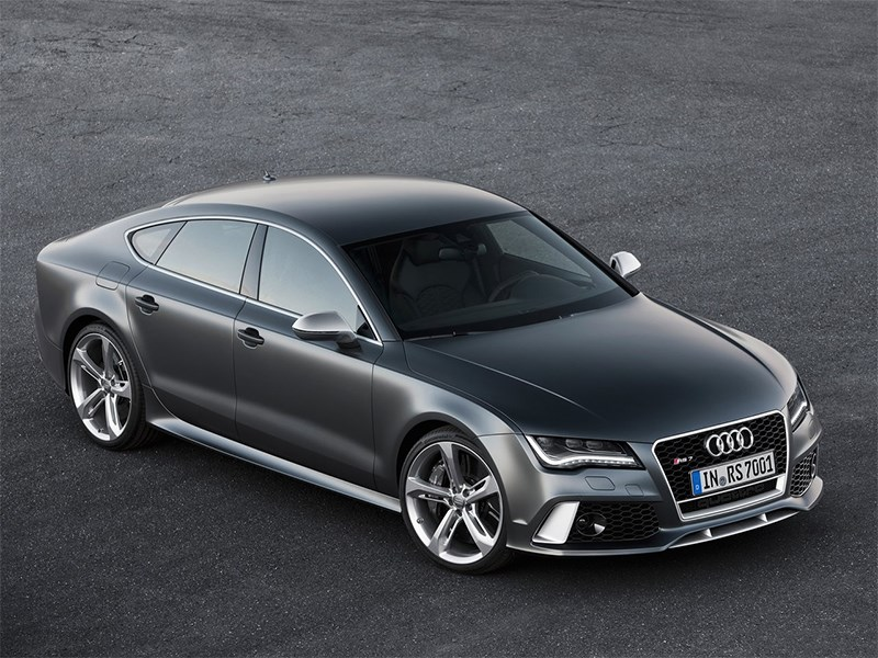 Стала известна цена хэтчбека Audi RS7 Sportback