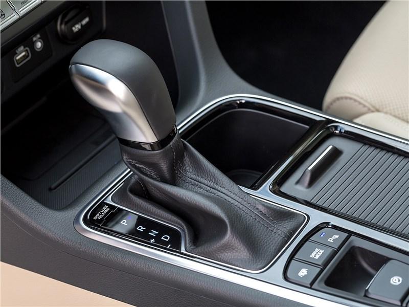 Hyundai Sonata 2018 6АКПП