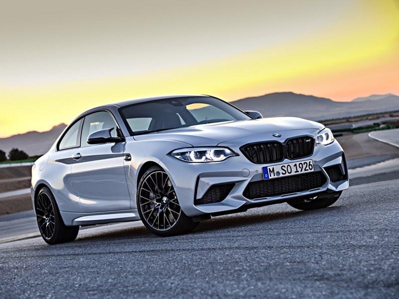 BMW M2 уходит на пенсию. Да здравствует M2 Competition
