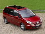 Французы подготовили новый Peugeot 807