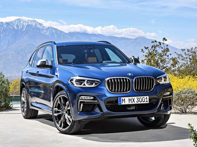 BMW X3 M получит экстремальную версию