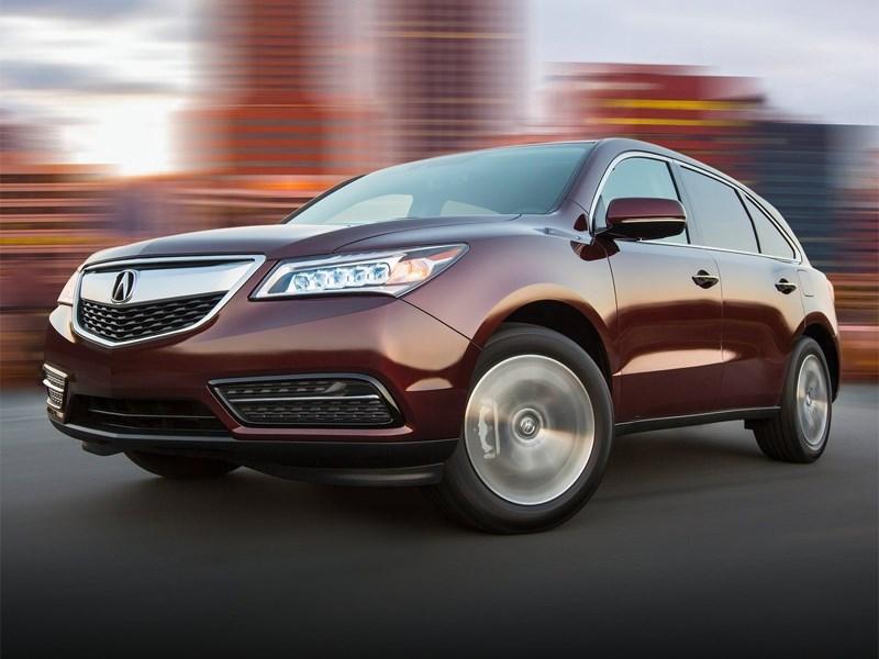 Honda поделилась планами относительно выхода марки Acura на российский рынок