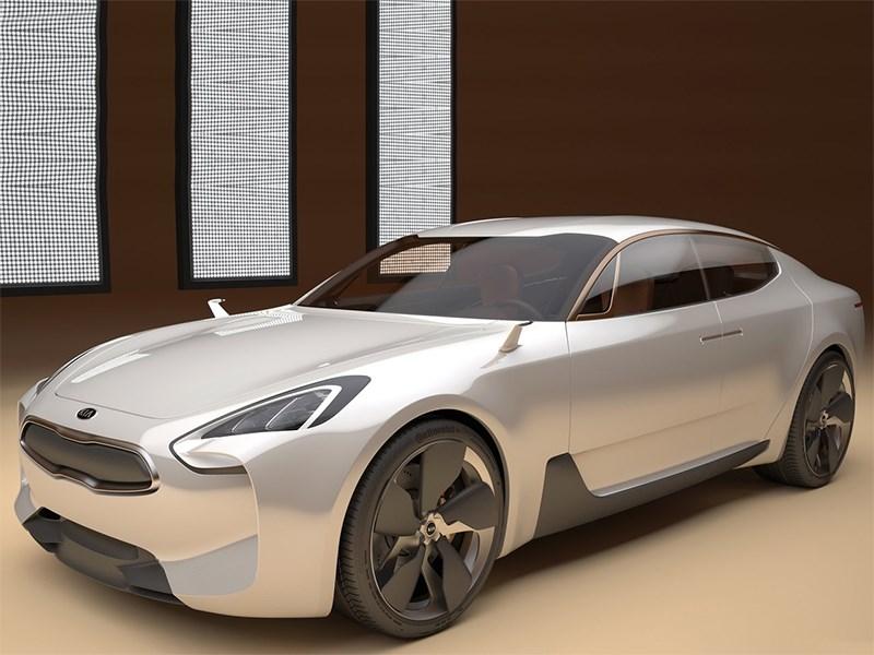 Kia все же запустит купе GT в серийное производство