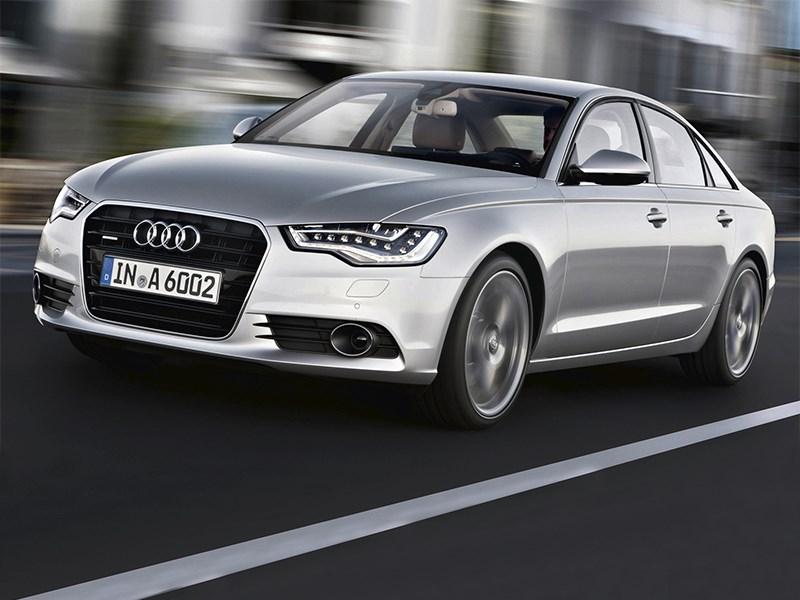 ФСБ закупает автомобили Audi