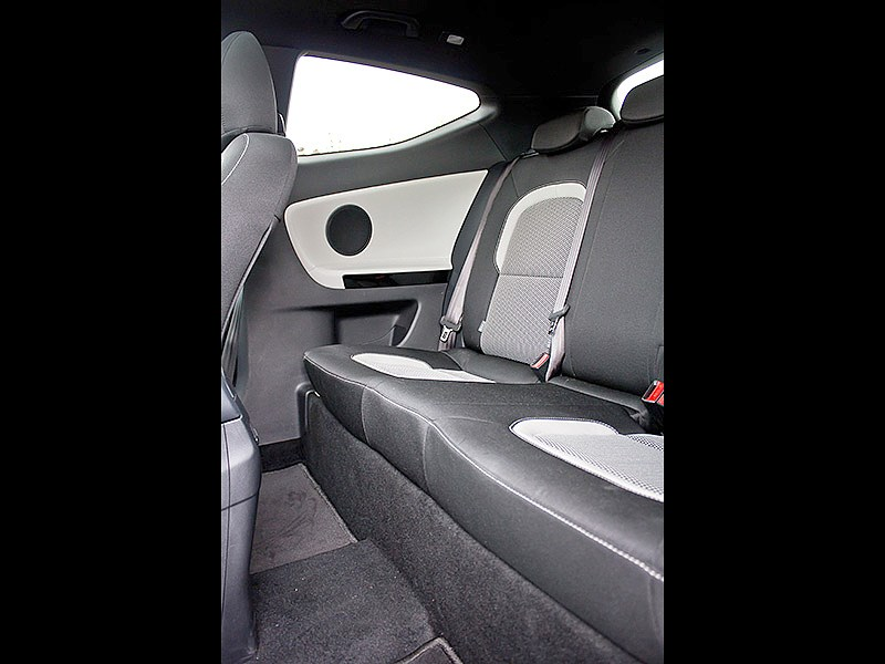 Kia Pro cee'd 2013 3 дв. задний диван
