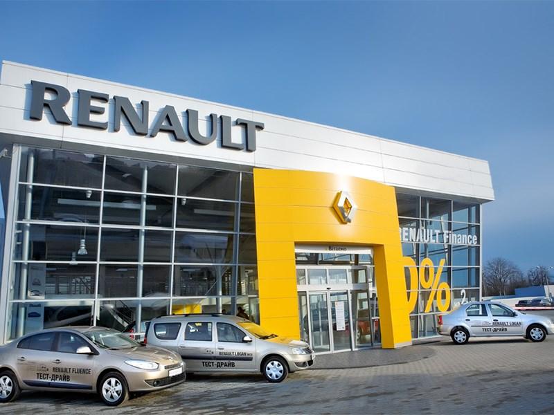 Renault обогнал Kia и Chevrolet на российском рынке