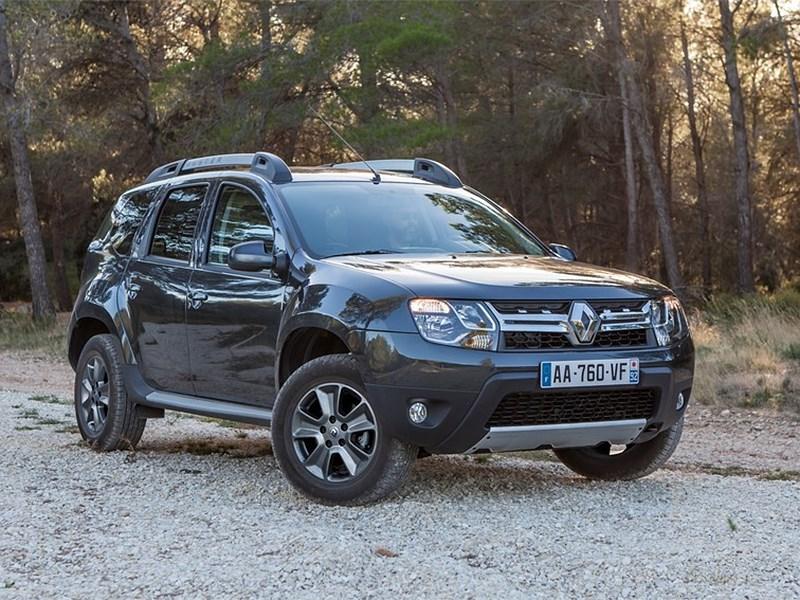 Renault представила обновленный Duster для российского рынка