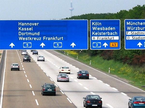 Немцы могут лишиться своих знаменитых автобанов