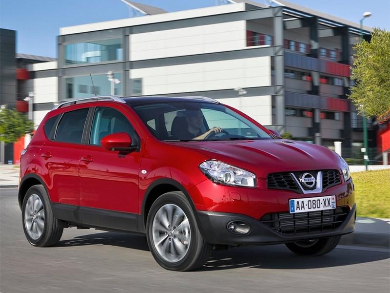 В ноябре в России было продано рекордное количество Nissan Qashqai