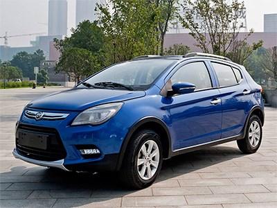 Китайская марка Lifan готовится показать свой новый компактный кроссовер X50 SUV