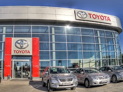 Доля автомобилей Toyota на рынке Европейского региона приблизилась к целевому показателю