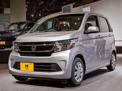 Honda N-WGN бьет рекорды продаж