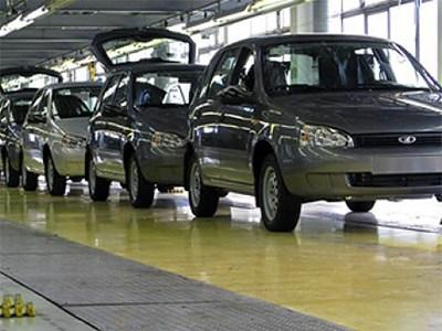 Продажи «АвтоВАЗа» упали на 12%
