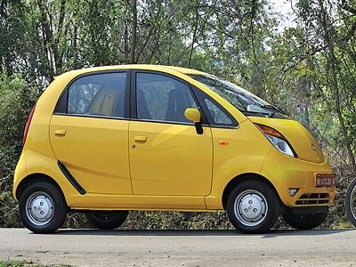Tata Nano получит дизельную версию