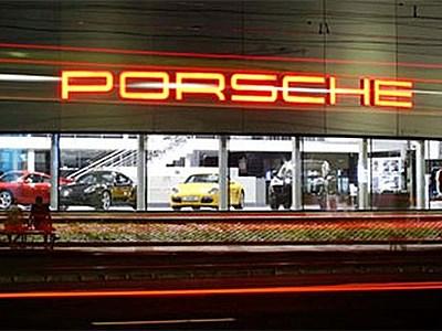 Продажи автомобилей Porsche в России продолжают расти
