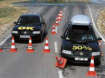 Российские водители не знают показателя средней длины тормозного пути
