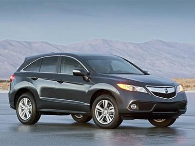 Начался прием заказов на автомобили Acura MDX и RDX