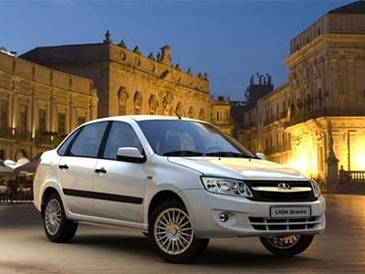 Lada Granta уже полтора года удерживает звание самого популярного автомобиля в России