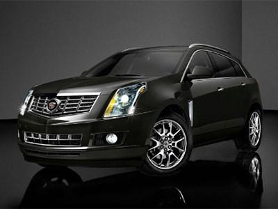 Обновленный Cadillac SRX получил менее мощный двигатель