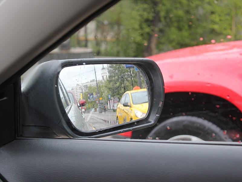 FAW Besturn B50 2012 боковое зеркало