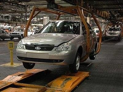 Объем производства новых автомобилей в 2014 году сократился почти на 3%