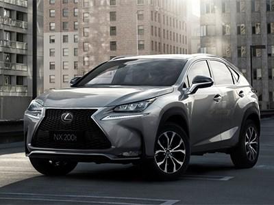 Lexus готовится вывести на российский рынок свой первый компактный кроссовер