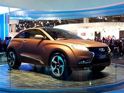 Бу Андерссон раскрыл подробности о новом кроссовере Lada XRAY