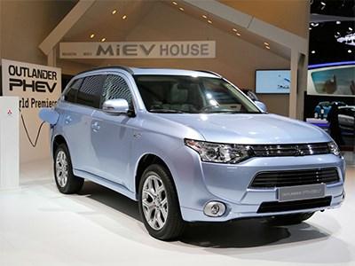 На российском рынке стартуют продажи Mitsubishi Outlander PHEV