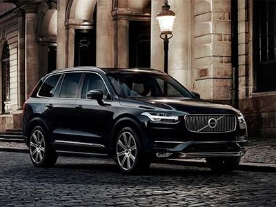 Volvo представил новое поколение внедорожника ХС 90