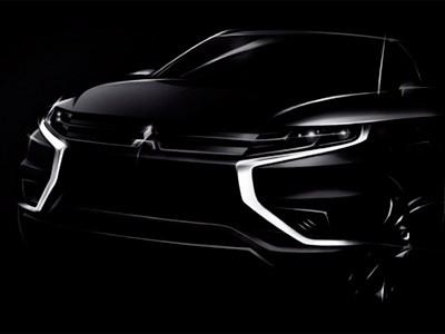 Mitsubishi Outlander PHEV обзаведется спортивной спецверсией