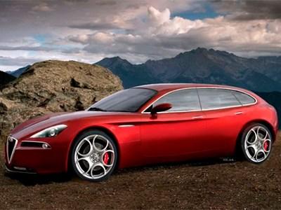 Премьера седана Alfa Romeo Giulia намечена на 2015 год
