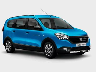 Dacia покажет в Париже внедорожные версии моделей Dokker и Lodgy