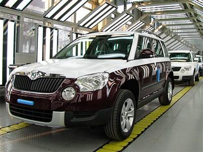 Производство Skoda в России больше не будет приостанавливаться