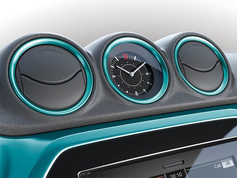 Suzuki Vitara 2015 часы
