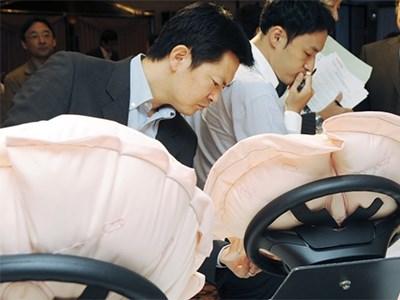 Против компании Takata выдвинуто обвинение