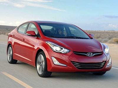 Дилеры Hyundai продали почти десять миллионов экземпляров Elantra