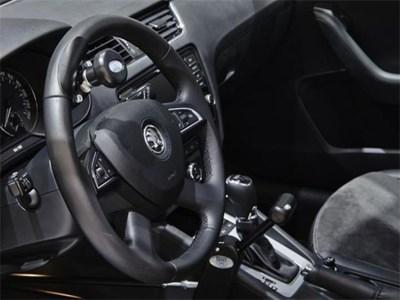 Skoda запускает в РФ продажу машин, адаптированных для инвалидов