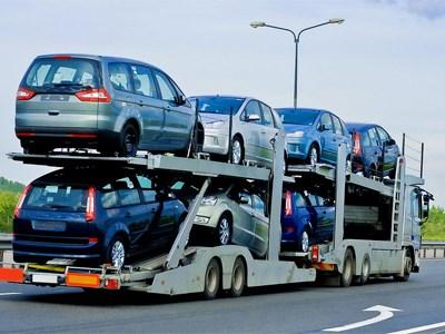 Показатель импорта легковых автомобилей в РФ снизился на 19,7%