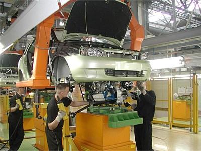 Российский автопром в будущем году вырастет на 1,5%