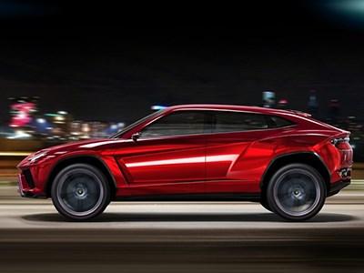 Первый кроссовер в истории марки Lamborghini будут выпускать за пределами Италии